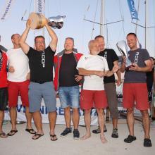 Vítězná posádka RODOP.