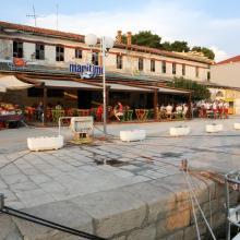 Bar Maritimo, Sali, Dugi otok, nikdy nezklame.