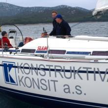 Tým Konstruktiva Konsit kapitána Jana Hirnšala.