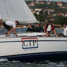 Posádka CTP INVEST...