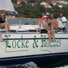 Posádka s nejvíce ženami na palubě....