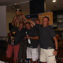 RODOP - vítěz Stavební regatty 2009.