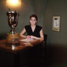 Afterparty, 19. 11. 2009, Cafe Hybernia - uvítání