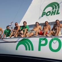 Posádka POHL zdraví závodní komisi.