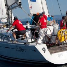 Posádka Zepris měla na lodi tři nováčky. Vedla si ale skvěle.