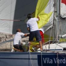 Jednou z nových posádek byla i Vila Verde build by HINTON.