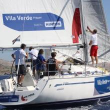 Posádka Vila Verde aspirovala již od začátku na medailové pozice.