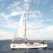 Stavební regatta 2010 - 2. místo: RODOP