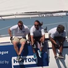Stavební regatta 2013 - 2. místo: Hinton