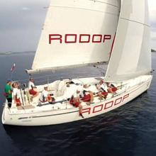 Stavební regatta 2014 - 1. místo: RODOP
