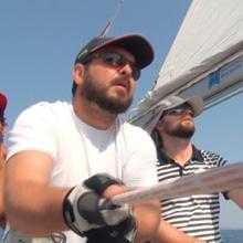 Stavební regatta 2016 - 1. místo: Energon